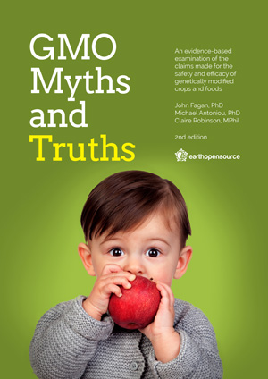 GMO Myths and Truths cover
